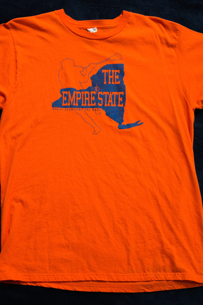 Lacrosse T-Shirt - Empire State