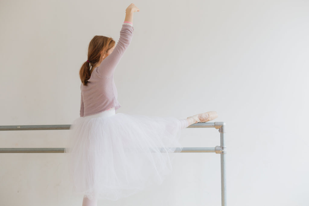 I started ballet lessons aged 26 – this is how it changed my body