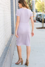 Load image into Gallery viewer, Pink Lady Day Dress