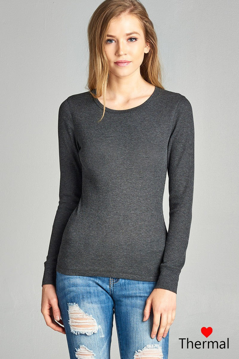 Lightweight Thermal Tee
