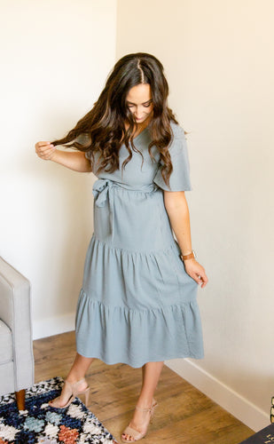 Tilly Tiered Dress