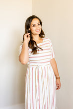 Load image into Gallery viewer, Maren Stripe Dress