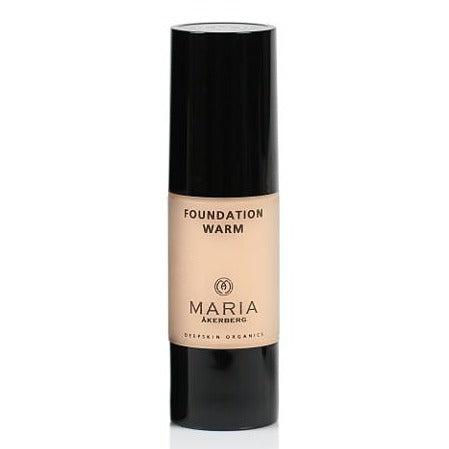 Foundation Warm 30 ml