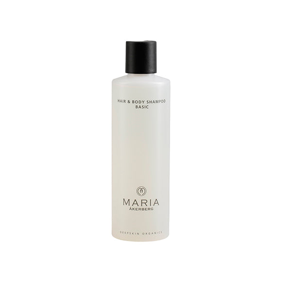 Hair & Body Shampoo Basic 250 ml