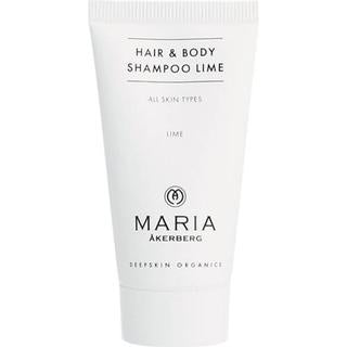 Hair & Body Shampoo Lime 30ml