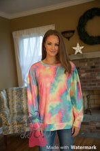 Load image into Gallery viewer, Tye Dye Sweatshirt