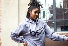 Load image into Gallery viewer, Bstill Graphite Hoodie