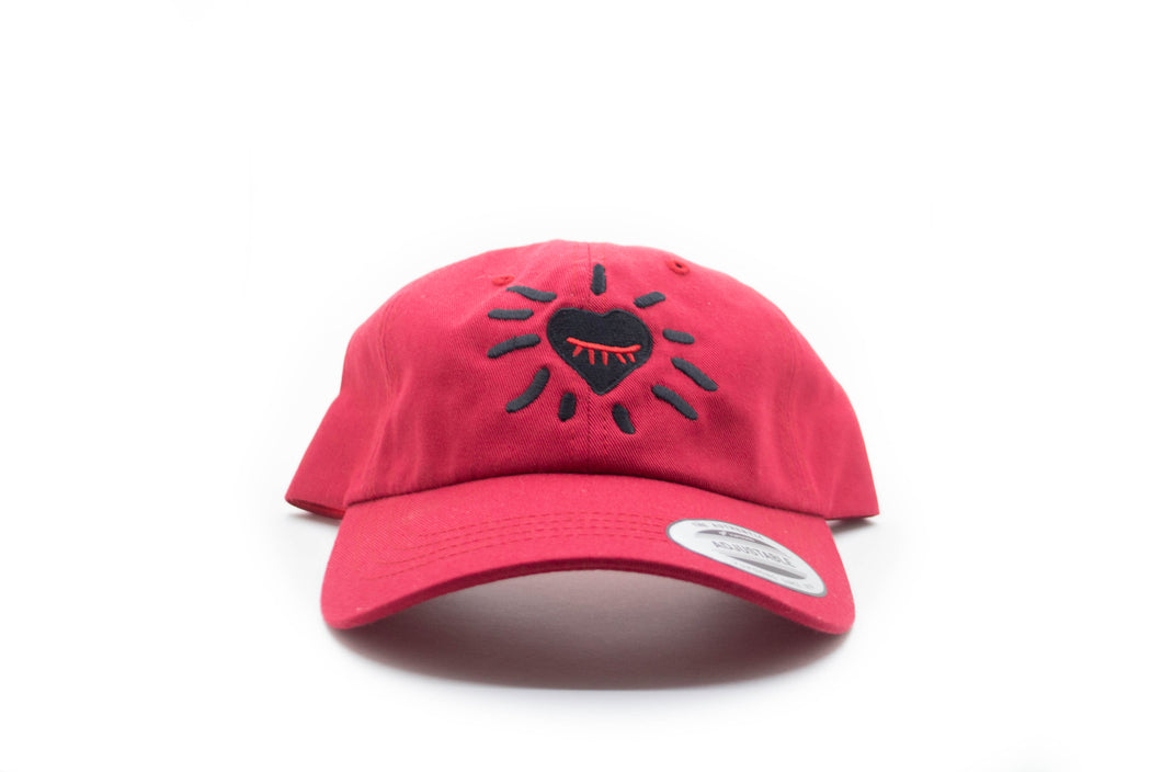 Boundless Hat ( Red)
