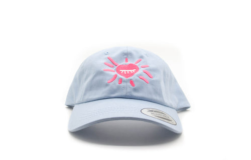 Boundless Hat ( Light Blue)
