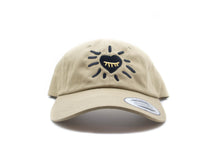Load image into Gallery viewer, Boundless Hat (Khaki/Black/Gold)