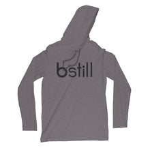 Load image into Gallery viewer, Bstill Heather Gray Hoodie