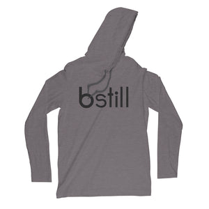 Bstill Heather Gray Hoodie