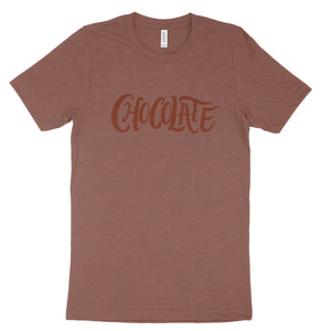 Chocolate Tee - bstill clothing