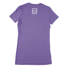 Load image into Gallery viewer, Love My Body Tee (purple) - bstill clothing