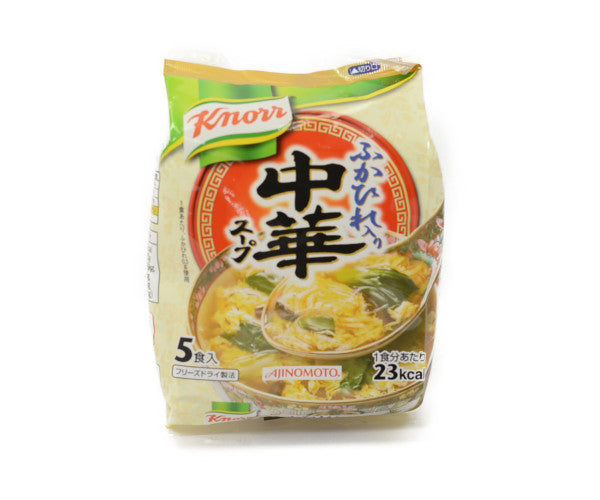 AJINOMOTO KNORR CHINESE SOUP 5BAGS