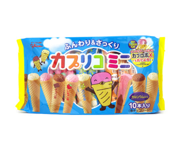 グリコ カプリコ ミニ 10pieces<br>GLICO Kapuriko mini 10pieces