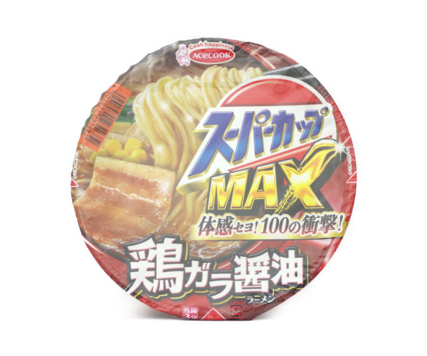 ACECOOK SUPER CUP MAX SOY SAUCE 119G