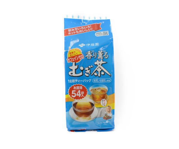 伊藤園 香り薫る麦茶 54p<br>ITO EN FRAGRANT BARLEY TEA 54P