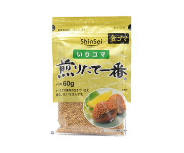 SHINSEI ROSTED GOLD SESAME 60G