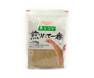 SHINSEI ROASTED FRESH SESAME 170G