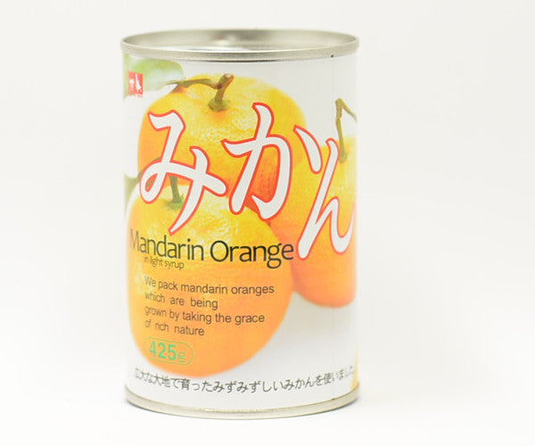 CGC  Canned oranges 425G