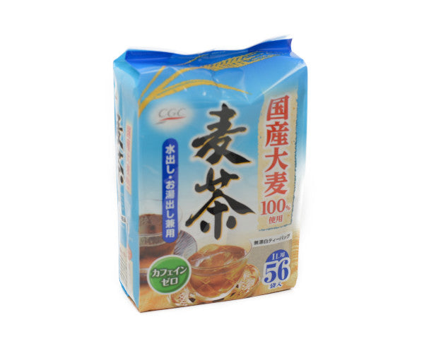 CGC 国産大麦 麦茶 56袋入<br>CGC JAPANESE BARLEY TEA 56PC