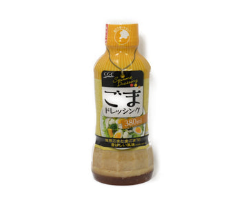 CGC ごまドレッシング 380ml<br>CGC SESAME DRESSING 380ML