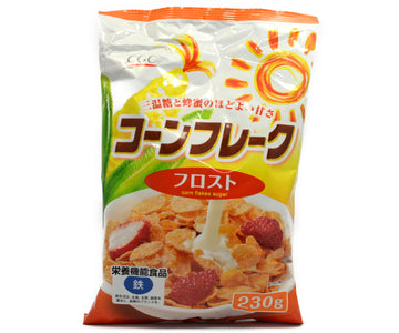 CGC コーンフレーク フロスト 230g<br>CGC CORNFLAKES FROST 230G