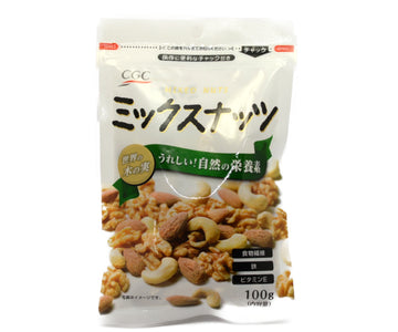 CGC DELUXE MIXED NUTS 100G