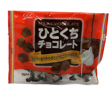 CGC BITE CHOCOLATE 150G