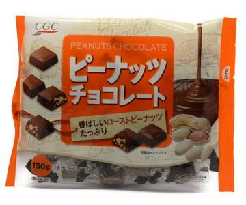 CGC PEANUT CHOCOLATE 150G