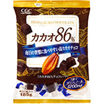 CGC カカオ86%チョコレート 185g<br>CGC cacao 86% chocolate 185g