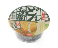 日清食品 どん兵衛きつねうどん 95g<br>NISSHIN DOMBEI UDON NOODLE WITH DEEP-FRIED TOFU 95G