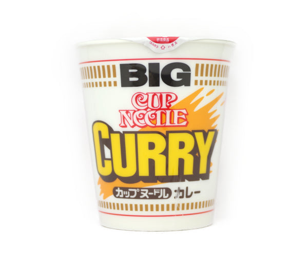 日清食品 カップヌードル カレー BIG 120g<br>NISSIN FOODS Cup Noodle Curry BIG 120g