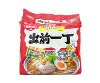 日清食品 出前一丁 しょうゆ味 5pieces<br>NISSIN FOODS DEMAEITTYO soy sauce 5pieces