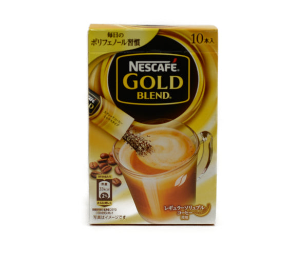 NESTLE NESCAFE GOLD BLEND ST 10PC