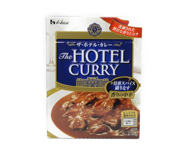 HOUSE THE HOTEL CURRY MID-SPICY 180G