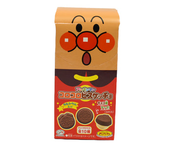 FUJIYA ANPANMAN COLOCOLO BISCUITS CHOCOLATE 34G