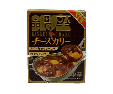 MEIJI GINZA CHEESE CURRY 180G