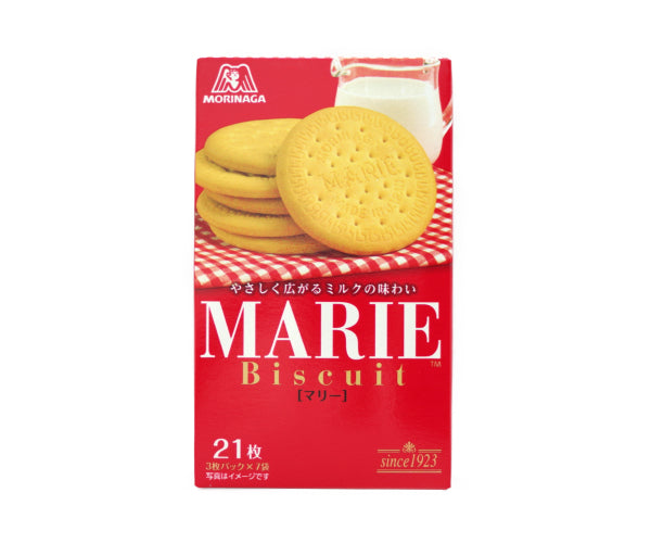 森永製菓 マリー 21pieces<br>MORINAGA Marie 21pieces