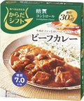三菱食品 糖質コントロール ビーフカレー 150g<br>Mitsubishi food Carbohydrate control beef curry 150g