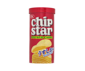 YAMAZAKI BISCUITS CHIPSTAR LIGHT SALT 50g