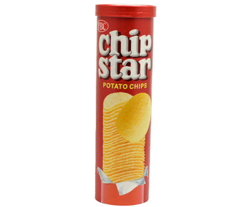YBC チップスター うすしお味 115g<br>YBC CHIP STAR MILD-SALT 115G