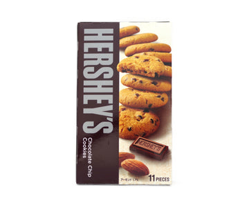 ロッテ ハーシー チョコチップクッキー 11pieces<br>LOTTE Hershey chocolate chip cookies 11pieces