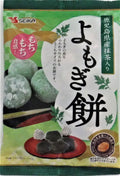 セイカ食品 兵六どんのよもぎ餅 120g<br>Seika Food soldiers six Don of mugwort rice cake 120g