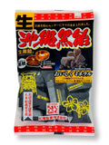 松屋製菓 沖縄生黒飴 130g<br>Matsuya confectionery Okinawa raw black candy 130g