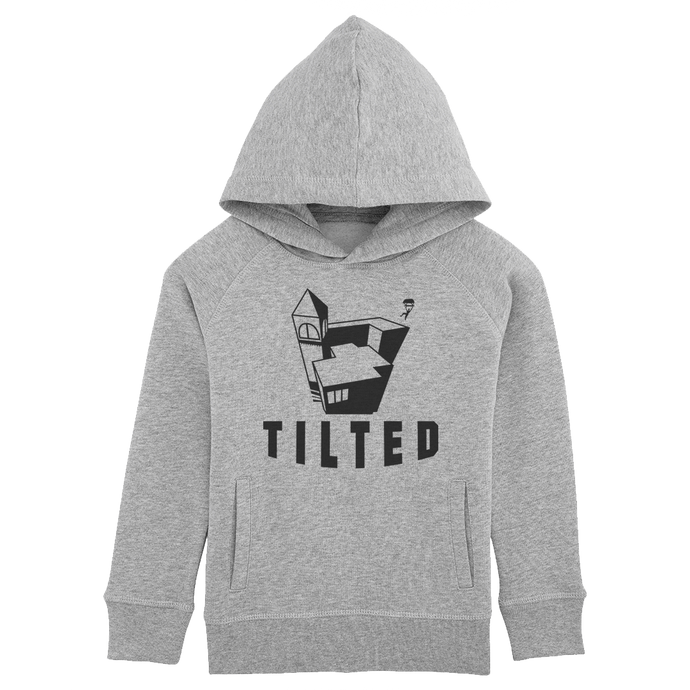 Sweat à capuche Tilted Enfant