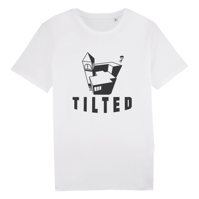 T-shirt Tilted Homme