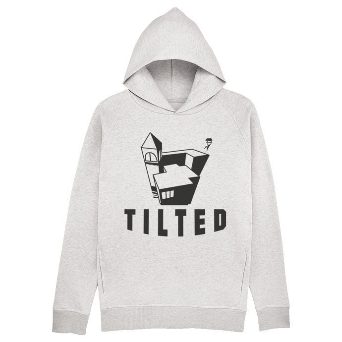 Sweat à capuche Tilted Homme