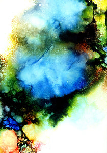 Dreaming in Colour II Print